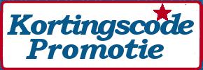 kortingscode promoties